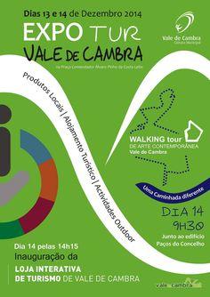 EXPO Tur > 13 e 14 Dez 2014 @ Praça Comendador Álvaro Pinho da Costa Leite, Vale de Cambra  #ValeDeCambra