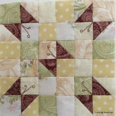 1000+ images about Blocks Galore on Pinterest Quilt blocks, Dresden and Quilt