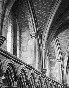 Lichfield Cathedral - Arches