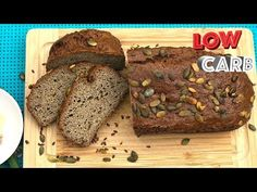 LOW CARB CHLEBA z Lučiny. BEZ psylia!!! Domácí pečivo! Food by Heard ❤️ - YouTube Low Carb Keto, Paleo Diet, Food And Drink, Healthy Eating, Banana, Yummy Food, Bread, Desserts, Recipes