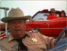 Buford T. Justice - Smoky and the Bandit. Loved this movie
