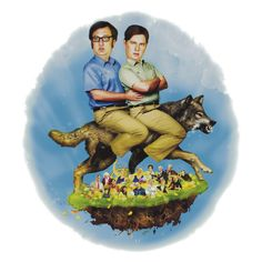 Tim and Eric's Billion Dollar Movie T-Shirt