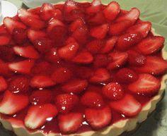 Tarte de Morango - http://www.receitasja.com/tarte-de-morango-2/