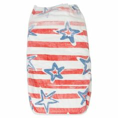 Honest Size 6 Diapers in Stars & Stripes Pattern Honest Diapers, Newborn Diapers, Preparing For Baby, Stripe Print, Baby Boy, Stripes, Stars, Pattern, Baby Preparation