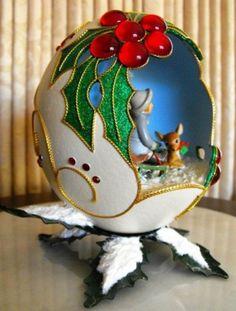 Great egg art