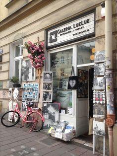 Small photo gallery Kraków