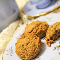 """Paleo Friendly Applesauce Cookie 
