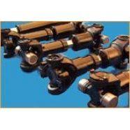 Cardã  É também conhecido como eixo cardã, que tem como principal finalidade transmitir a energia dos motores para os eixos. Confira mais no link!