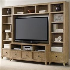 Hooker Furniture Delray 4 Piece Wall Group - 5187-70222