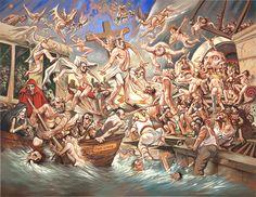 Peter Howson, The Scottish Bosch - artnet Magazine