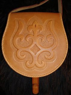 hungarian leather bag