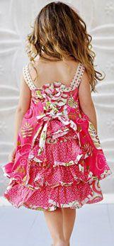 Girls Clothes. Dress. Super cute!!