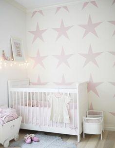 Star nursery-like the stars but maybe on a dark wall