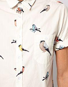 Cuckoos Nest Allover Shirt