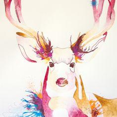 Derwent Graphik Line Painter –maalikynät mullistavat tavan luoda taidetta! Piirrä sulavia linjoja, väritä yhtenäisiä pintoja, jatka työstämistä säiliösiveltimellä tai pumppaa, roiski ja puhalla väriä jo valmiiksi märälle alustalle, jolloin värit sulautuvat toisiinsa kauniisti. Anna kuivahtaa hetki ja jatka päälle toisella värillä tai Graphik Line Marker kuitukärkikynillä. © Minna Mansikkamäki #derwent #graphik #linepainter #linepainter #pens #linepainterpen #pigmentpainter #tussit