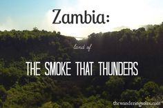 Land of The Smoke that Thunders I really hope so! Africa Travel, Us Travel, Round The World Trip, Peace Corps, Livingstone, Victoria Falls, The Smoke, World Traveler, Thunder