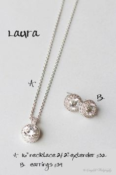Premier Designs, Jewels by Jen (FB) Simple and elegant Laura in silver or gold.