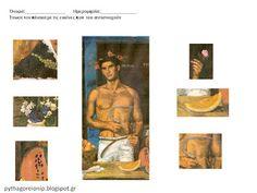 Πυθαγόρειο Νηπιαγωγείο: ΟΙ 4 ΕΠΟΧΕΣ ΚΑΙ Ο ΤΣΑΡΟΥΧΗΣ Seasons, Painters, Artwork, Greek, Crafts, School, Spring, Work Of Art, Manualidades