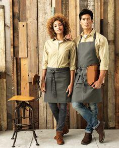 oblečení pro restaurace Barista, How To Wear, Vintage, Style, Fashion, Swag, Moda, Fashion Styles, Vintage Comics