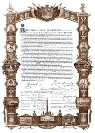Proclamation Act of the Kingdom of Romania Eastern Europe, Romania, World, Painting, Image, Inventors, Hollywood, Home, Painting Art