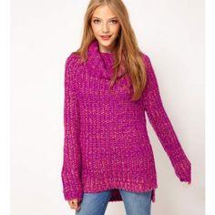 sweater, sweater, sweater