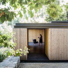 Pavilion House by Andreia Garcia Architectural Affairs + Diogo Aguiar Studio