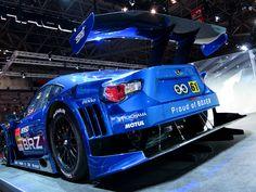Subaru BRZ GT300 | Super GT Series - Autosintro