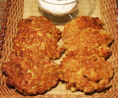 Moveable Feasts: Ina's Lobster and Corn Fritters