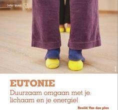 Artikel over eutonie in Agenda Plus 42 (maart (ISSUU) Make It Simple, Pilates, Google, Cards, Vegan Desserts, Exercises, Pop Pilates, Maps, Playing Cards