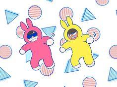 Bunny Man, Pikachu, Illustration, Fictional Characters, Random, Dibujo, Illustrations, Fantasy Characters, Casual