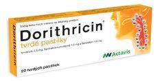 na hrdlo: dorithricin, valovic kvapky angi, homeogene 9