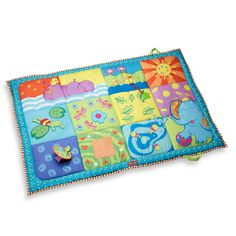 RESERVED FOR GRANDPA JENKINS-Tiny Love® Super Mat-large scale for rolling, fits in living room but also folds up.$35.99