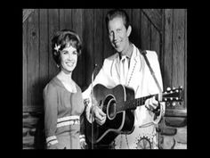 Porter Wagoner & Norma Jean - I Didn't Mean It - YouTube