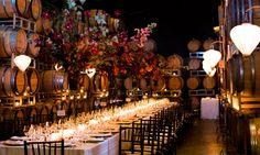 Sonoma and Napa Valley Wine Country Wedding Venue