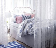 Don't settle for a boring bedroom. With textiles, it's easy to transform your space into something that's unique and personal. That way, your bedroom will be great for snoozing – but not at all snooze-worthy.
