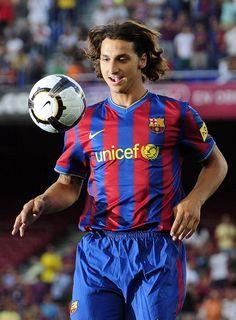 I miss Zlatan...