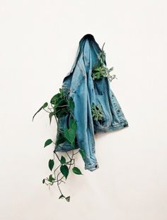 eat, sleep, denim blog » Beyond Jeans… 21 Awesome & Unexpected Denim DIY Projects