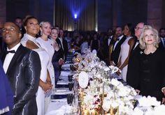 Princess Charlene and Prince Albert attend 2016 Princess Grace Awards Gala