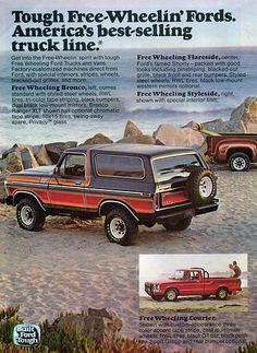 1979 Ford Bronco 4X4 SUV | coconv | Flickr