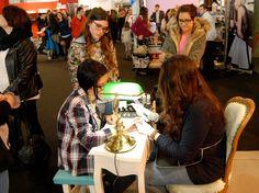 Esmaltados Permanentes en Feria de la Belleza, Badajoz
