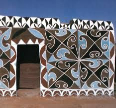 ndebele houses - Google Search