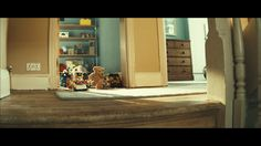 Creative Review - John Lewis launches stop-motion #insurance ad #johnlewis #branding