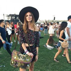Inspiração: Looks do Coachella