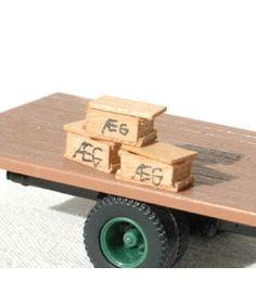 Epoke Modeller 876115. Æggekasser. 3 stk.
