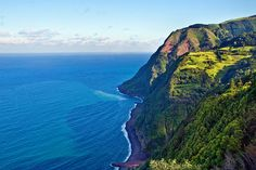 Miradouro Da Ponta Do Sossego Nordeste - São Miguel Açores - Portugal