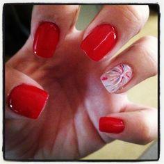Merica nails!