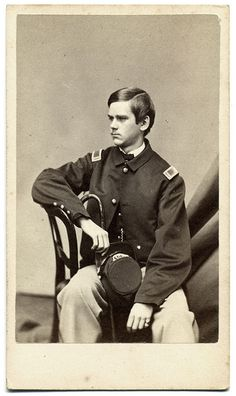 Wounded Four Times in the Civil War |