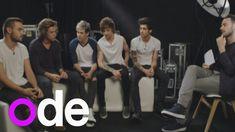One Direction Interview: talk about their success and their 'amazing'. One Direction Interviews, One Direction Lyrics, One Direction Imagines, One Direction Videos, One Direction Pictures, I Love One Direction, Niall Horan, Zayn Malik, Favim