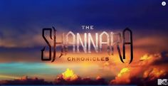 The Shannara Chronicles title sequence is out. It's an interesting choice of images focusing more on the past of the Four Lands than the Elfstones' present.