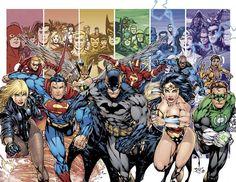 Ed Benes - Justice League